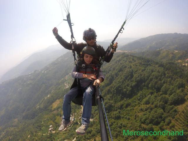 Paragliding service adventure, kathmandu pokhara nepal - 2/2