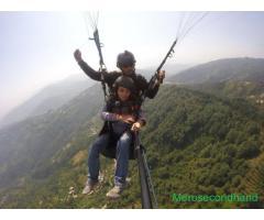 Paragliding service adventure, kathmandu pokhara nepal