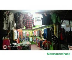 Fancy Shop on sale at kathmandu nepal