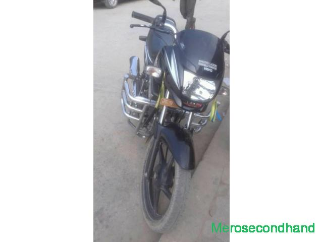 Hero honda splendor 125 cc sale at damauli tanahu - 1/3