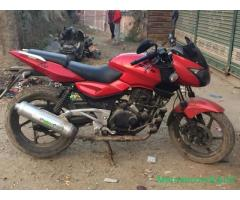 pulsar 220 sale at Damauli tanahu nepal