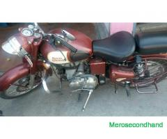 Bullet bike on sale at pokhara