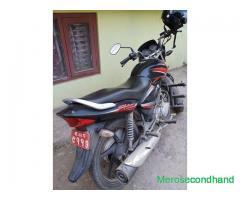 Hero Honda shine on sale at kathmandu