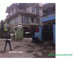 House at sale at Dhumbarahi kathmandu nepal