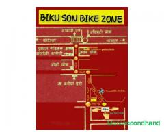 BIKU SON BIKE ZONE TU CASH TU PASS