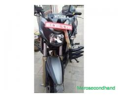 Apache rtr 200 4v sale at baneshwor kathmandu nepal