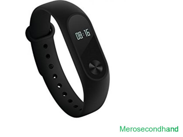 Xiomi mi 2 band with heart rate monitor sale at kathmandu - 1/1