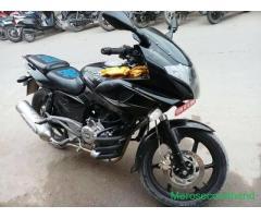 Pulsar 220 black at sale at Butwal