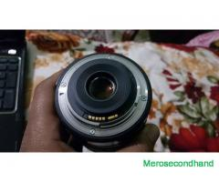 Canon 18-135mm IS STM at sale at kathmandu