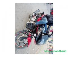 Bajaj pulsar 220 black on sale at bharatpur chitwan