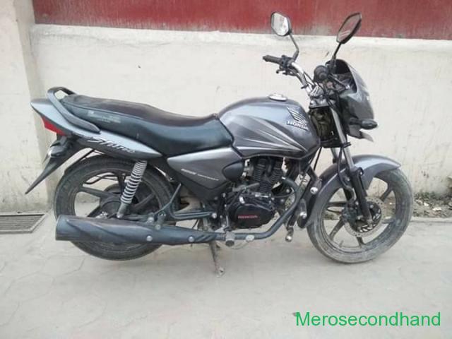 Hero honda shine bike on sale at kathmandu - 1/4