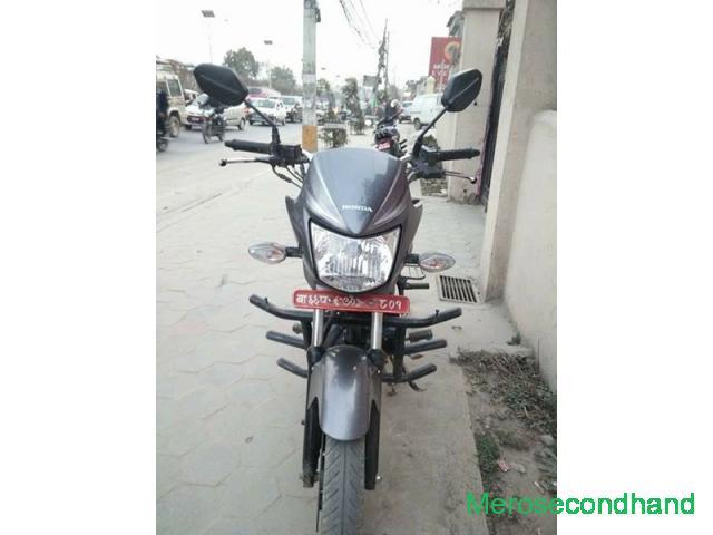 Hero honda shine bike on sale at kathmandu - 4/4