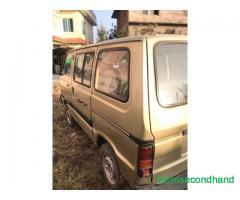 Delivery van on rent at kathmandu