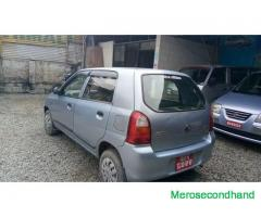 Maruti suzuki alto with ace car on sale at kathmandu