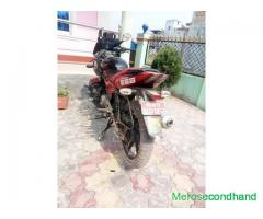 220 pulsar bike on sale at halgada itahari koshi nepal