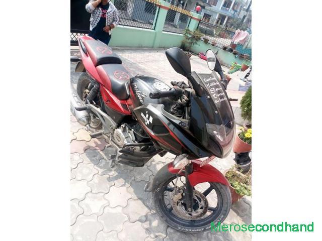 220 pulsar bike on sale at halgada itahari koshi nepal - 4/4