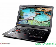 Acer Predator i7 laptop on sale at kathmandu