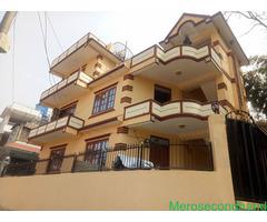 New house on sale at kapan kathmandu
