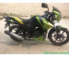 Apache 160 bike on sale at itahari