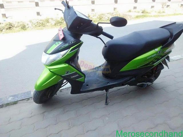 yamaha ray z scooty on sale at bharatpur nepal - 1/1