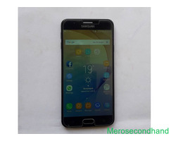 Samsung J7 prime 32Gb on sale at bharatpur chitwan nepal