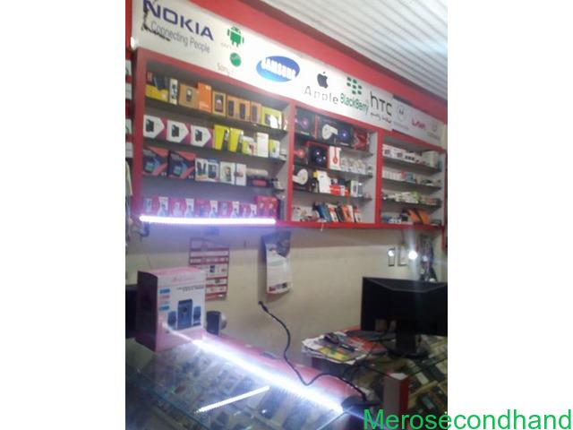Mobile shop on sale at srijana chowk pokhara nepal - 1/4