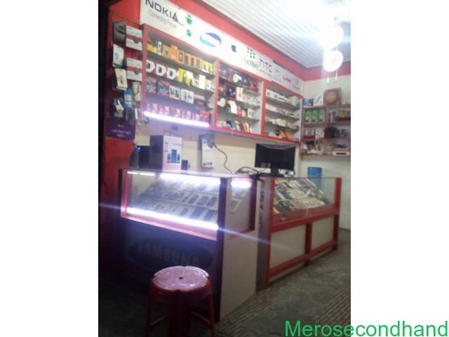 Mobile shop on sale at srijana chowk pokhara nepal - 2/4