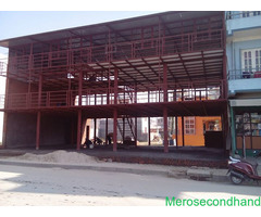 Prefab house construction service at kathmandu