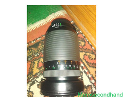 28-300mm (Cosina) super zoom lens for Nikon in cheap price at kathmandu nepal