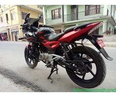 Pulsar 220F bike on sale at kathmandu nepal