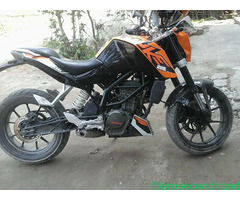 Ktm duke bike on sale at jhapa nepal