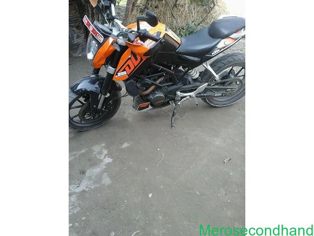 Ktm duke bike on sale at jhapa nepal - 2/3