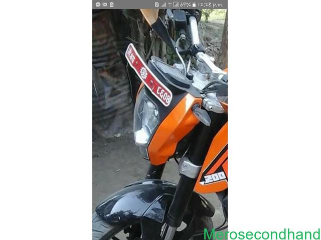 Ktm duke bike on sale at jhapa nepal - 3/3