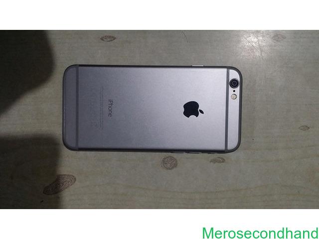 Iphone 6 128 gb on sale at bhairahawa nepal - 1/3
