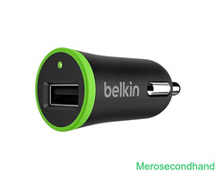 Belkin car chargeur for sale at pokhara nepal