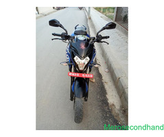 73 lot ns200 fresh condition bike on sale kathmandu