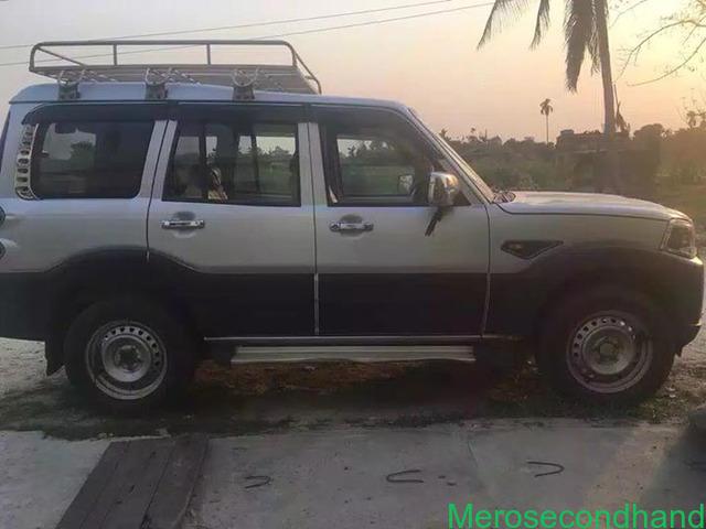 Scarpio jeep on sale at jhapa nepal - 1/4