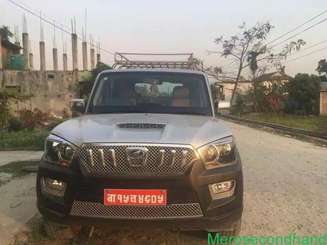 Scarpio jeep on sale at jhapa nepal - 3/4