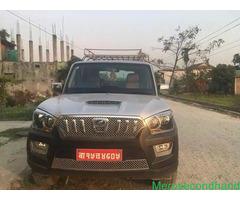 Scarpio jeep on sale at jhapa nepal