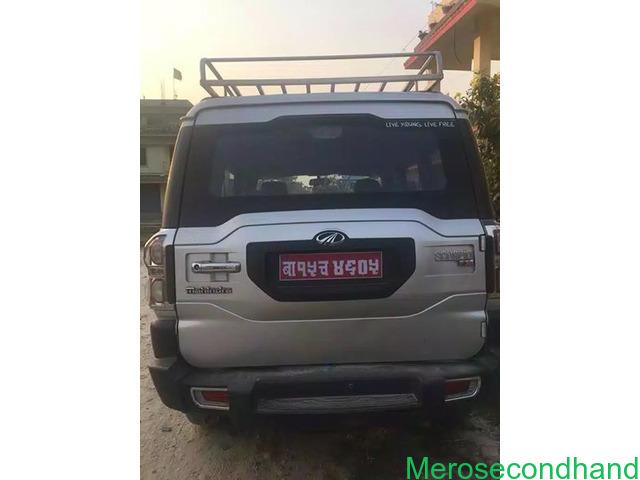 Scarpio jeep on sale at jhapa nepal - 4/4