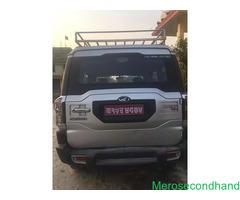 Scarpio jeep on sale at jhapa nepal - Image 4/4