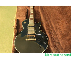 Gibson les paul - High copy with hard cover guitar on sale at kathmandu