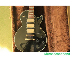 Gibson les paul - High copy with hard cover guitar on sale at kathmandu - Image 4/4