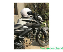 Bajaj pulsar 200NS on sell at bhaktapur