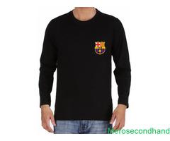 Round neck full sleeve T-Shirt on sale kathmandu