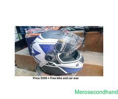 Helmets on sale at kathmandu