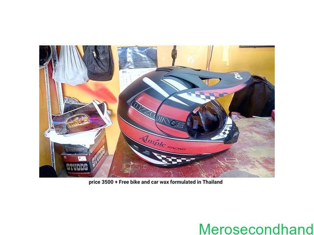 Helmets on sale at kathmandu - 4/4