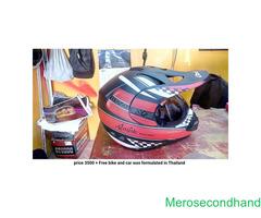 Helmets on sale at kathmandu - Image 4/4