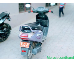Hero Pleasure scooty on sale at kathmandu