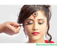 Genuine Beauty parlour training at kathmandu